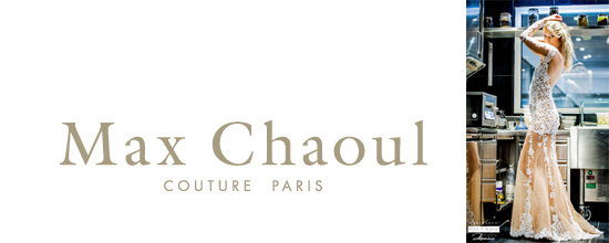 Max Chaoul Couture, robes de mari�es - collection des 20ans