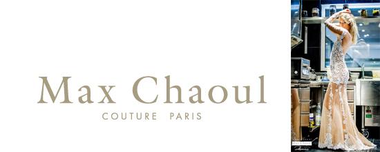 Max Chaoul Couture, robes de mariées - collection des 20ans